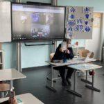 Schule in geteilten Klassen und Quarantäne